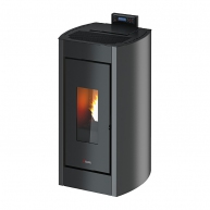 Stufa a pellet air - Kriss3 7kW Metallo Antracite